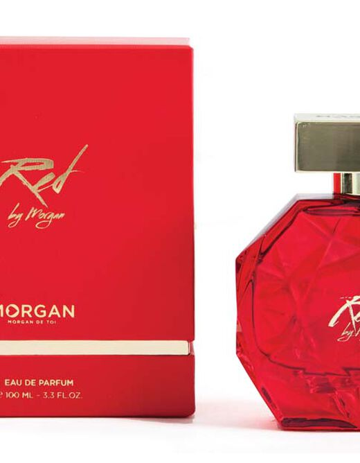 Perfume Red by Morgan 50ml rojo mujer